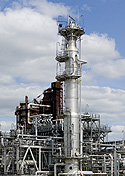 SYSTEM ELECTRIC: Project reactive power correction in an oil refinery